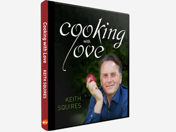 Cooking with Love by Keith Squires