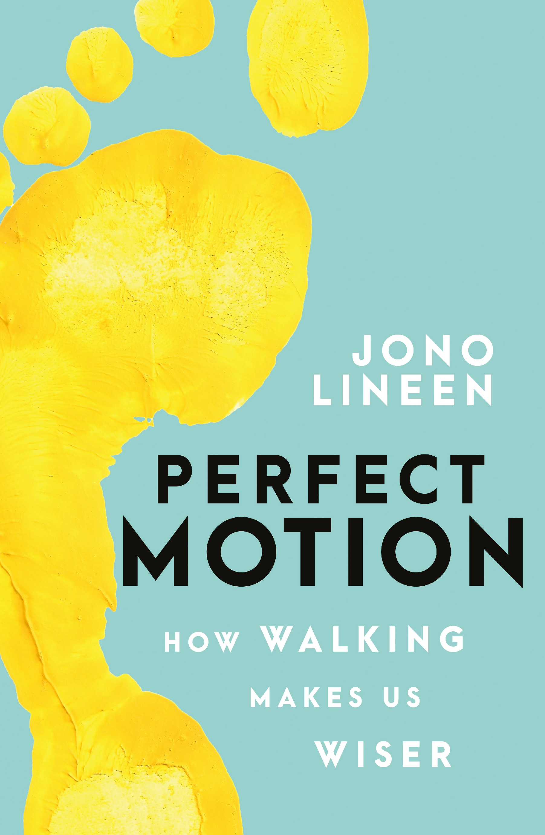 Perfect Motion: How Walking Makes Us Wiser, by Jono Lineen