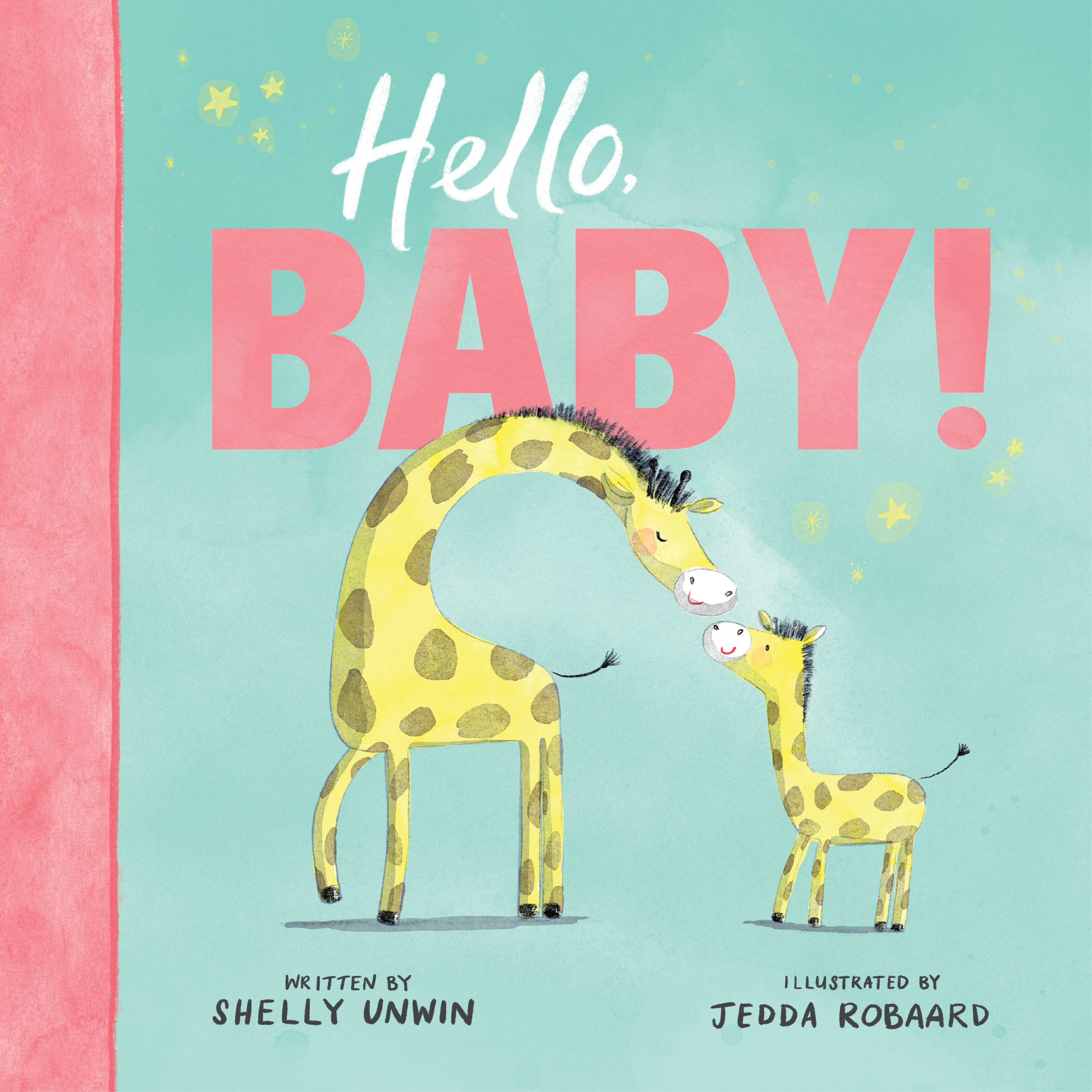 Hello, Baby! Book Signing with Shelly Unwin