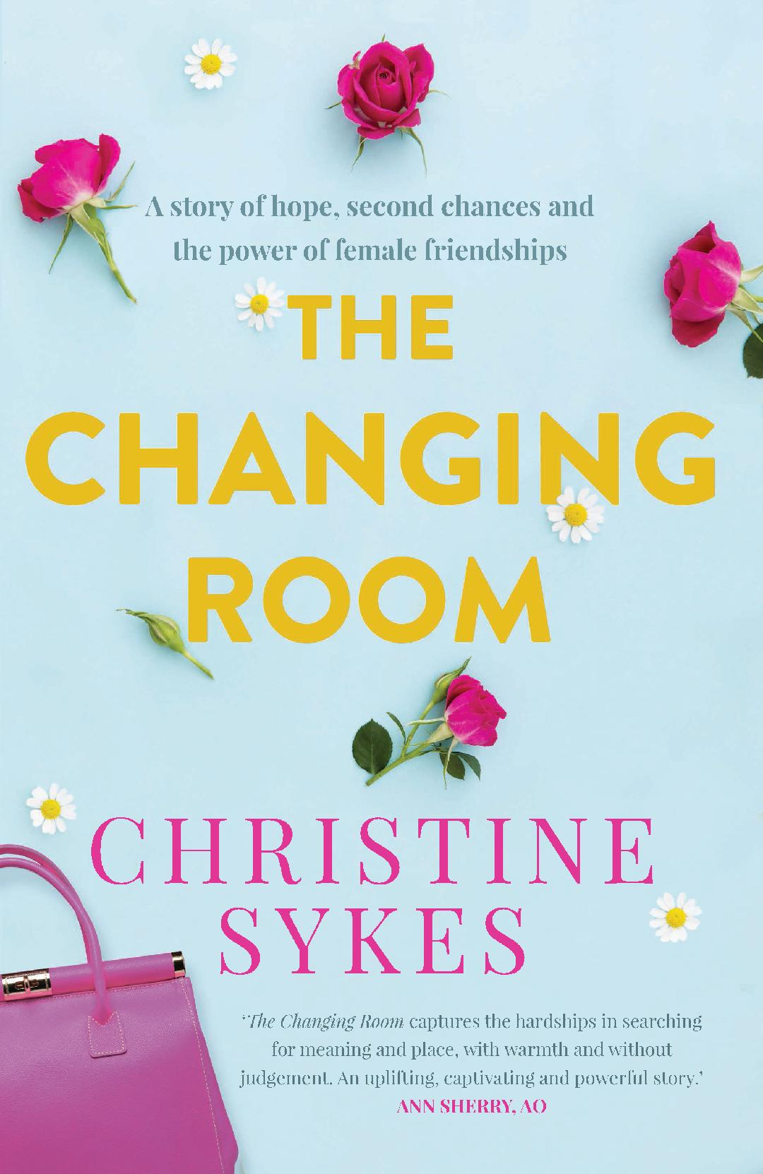 The Changing Room, by Christine Sykes