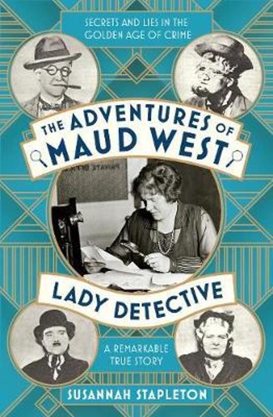 Adventures of Maud West, Lady Detective