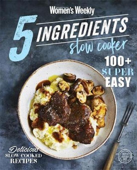 AWW 5 Ingredients Slow Cooker