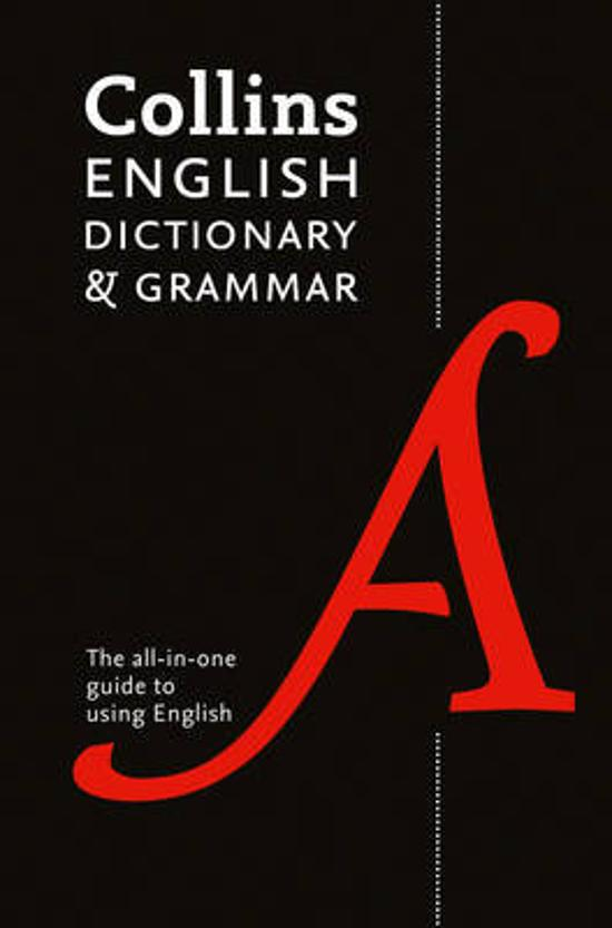 Collins English Dictionary And Grammar