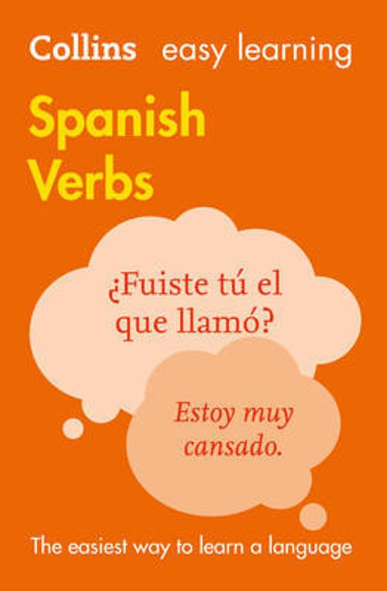 Collins Easy Learning Spanish Verbs [Third Edition]