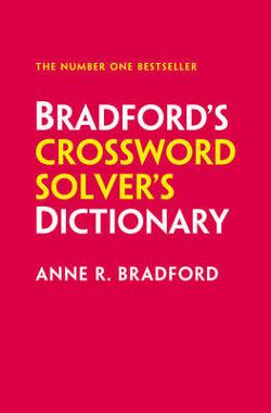 Collins Bradford's Crossword Solver's Dictionary [Tenth|Edition]