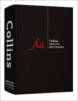 Collins English Dictionary Complete and Unabridged Edition|[13th Edition]