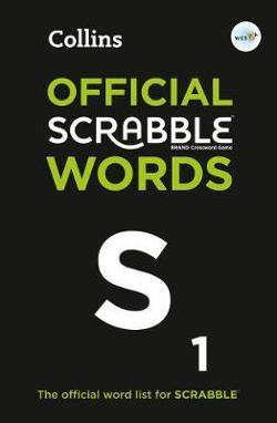 Collins Official Scrabble Words: The Official, Comprehensive|Wordlist for Scrabble [Fifth Edition]