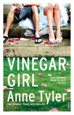 Vinegar Girl: The Taming of the Shrew Retold (Hogarth|Shakespeare)