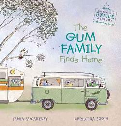 Gum Family Finds Home