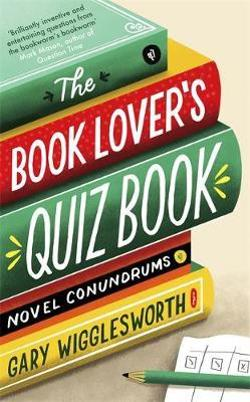 Book Lover's Quiz Book