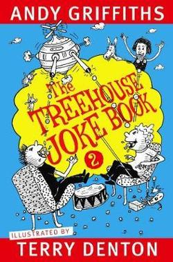 Treehouse Joke Book 2