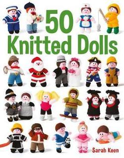 50 Knitted Dolls
