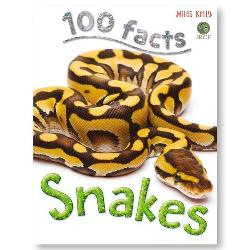 100 Facts -  Snakes