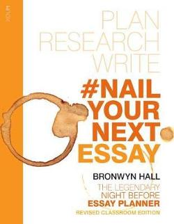 #Nail Your Next Essay