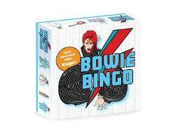 Bowie Bingo: Icon. Rock God. Alien. Bingo!