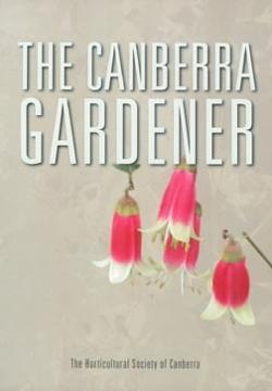 Canberra Gardener 10th Edition