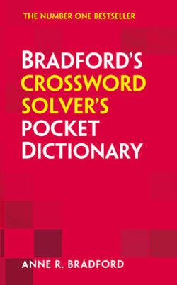 Collins Bradford's Crossword Solvers Pocket Dictionary|[Second Edition]