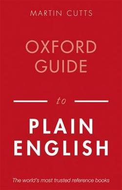 Oxford Guide to Plain English 4e