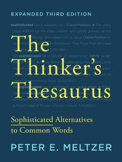 Thinker's Thesaurus
