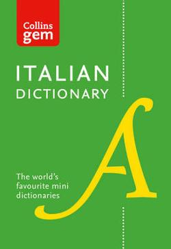 Collins Gem Italian Dictionary [10th Edition]